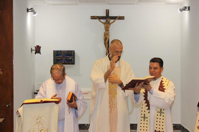 Mark Desser, Anastasio Gil, Emilio Samaniego