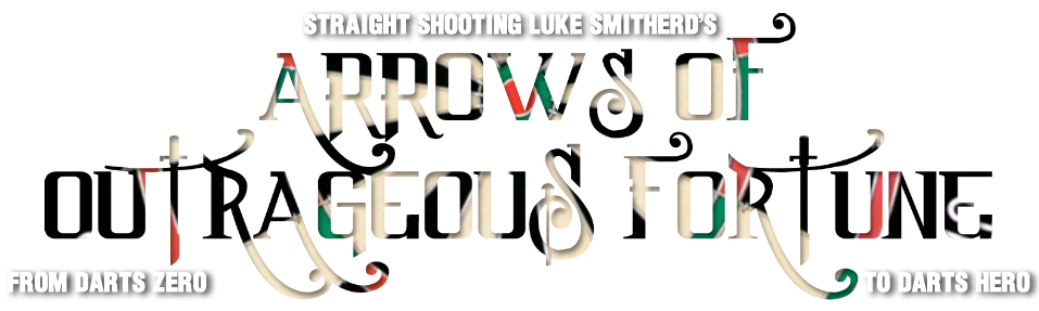 Straight Shooting Luke Smitherd