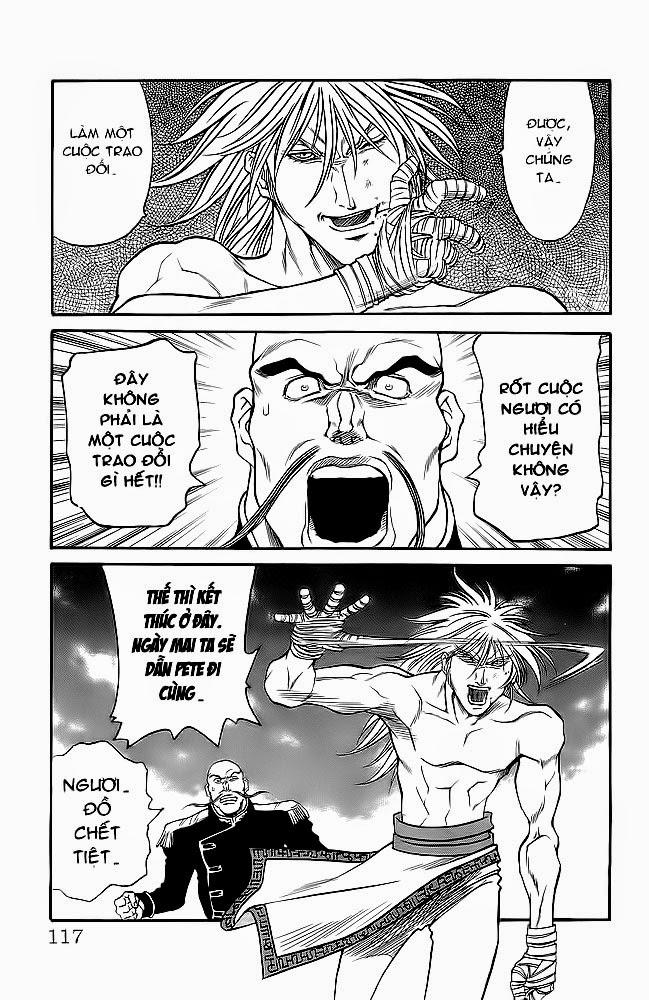 Vua Trên Biển – Coco Full Ahead chap 219 Trang 12 - Mangak.info