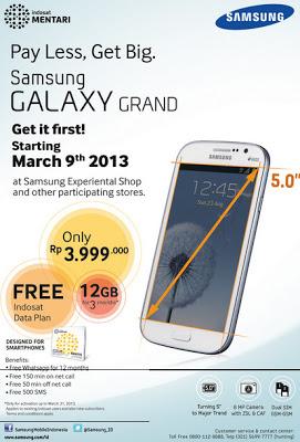 Samsung Galaxy Grand Duos I9082 Menggunakan Sistem Operasi Android 41