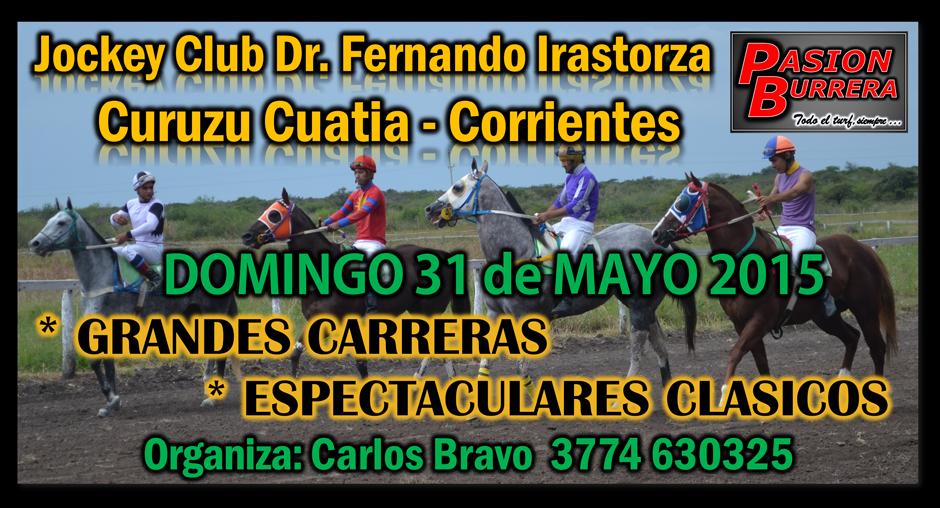 Curuzu Cuatia - 31 de mayo