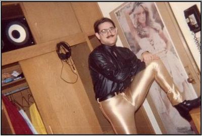 Gold Pants Nerd