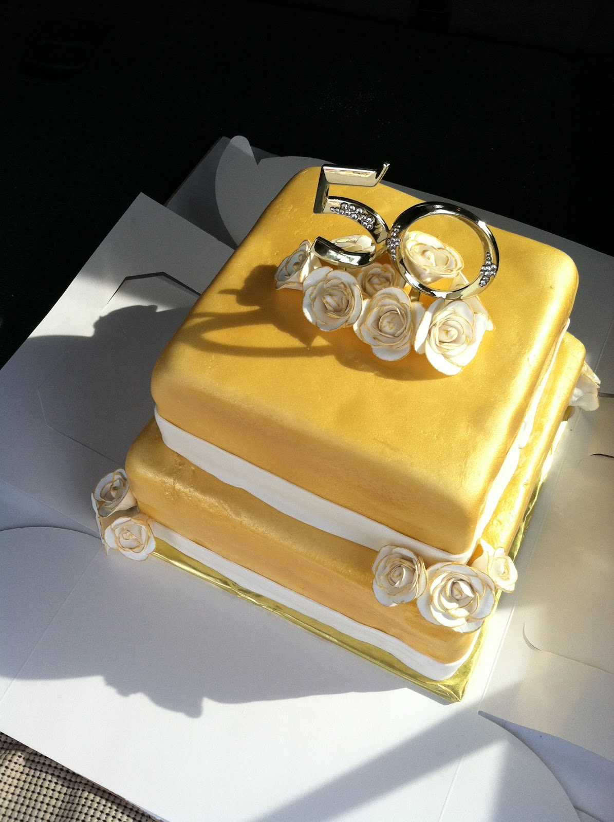 Cake Decorating Gold Paint : Kims Cakes and Crumbs