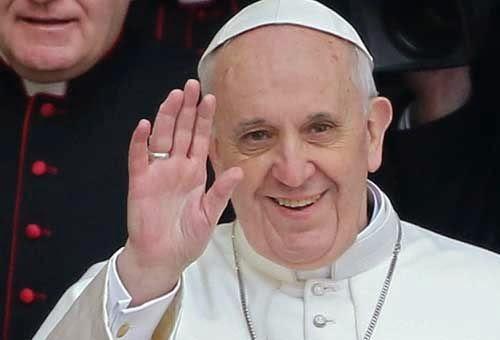 Jorge Mario Bergoglio visitará el Ecuador