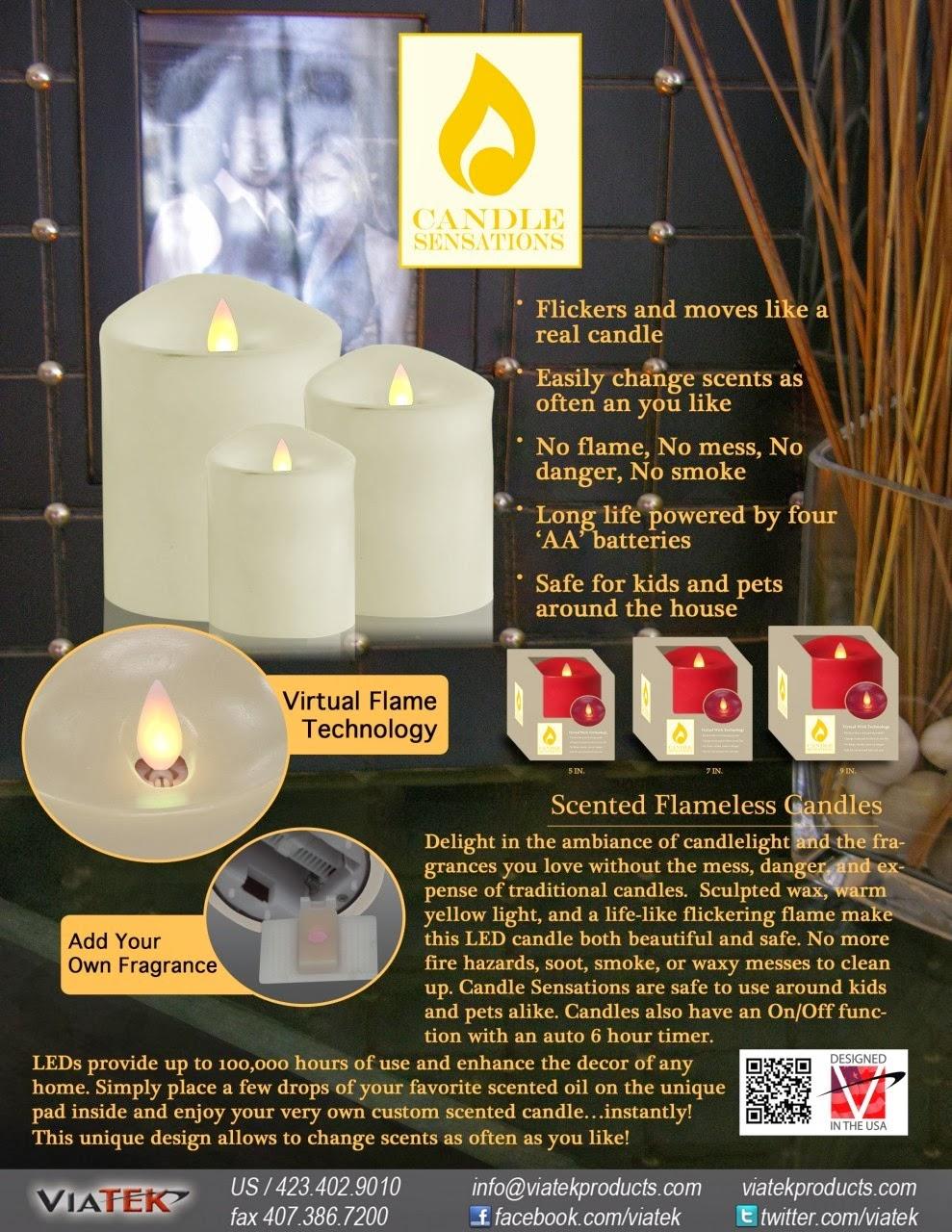 Candle Sensations