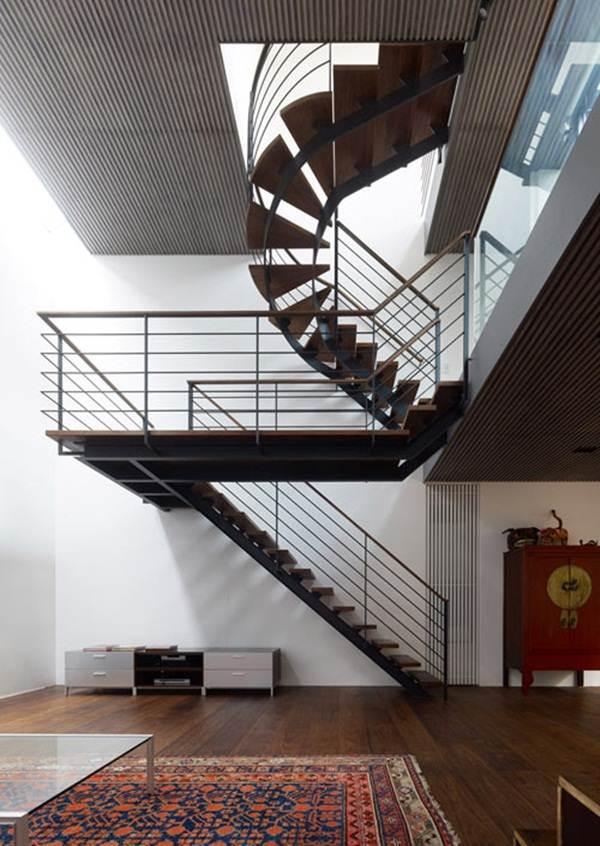 tangga-lingkaran-moden
