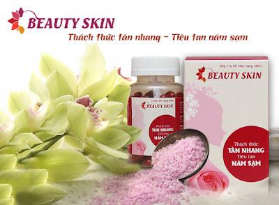 Beauty Skin trị tàn nhang thích hợp cho phụ nữ ở độ tuổi nào?