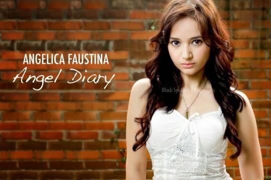 Download Foto Sexy Imut Model Angelica Faustina di Majalah Dewasa ME Asia (Men's Emporium)