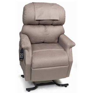 Beige PR-505 Lift Chair