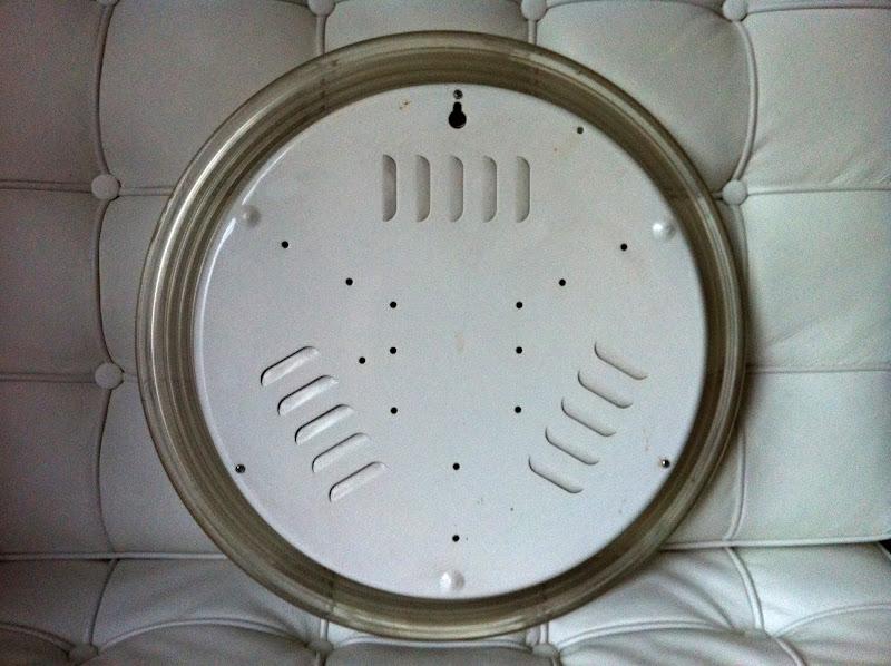 My Art Deco Wall Clock title=