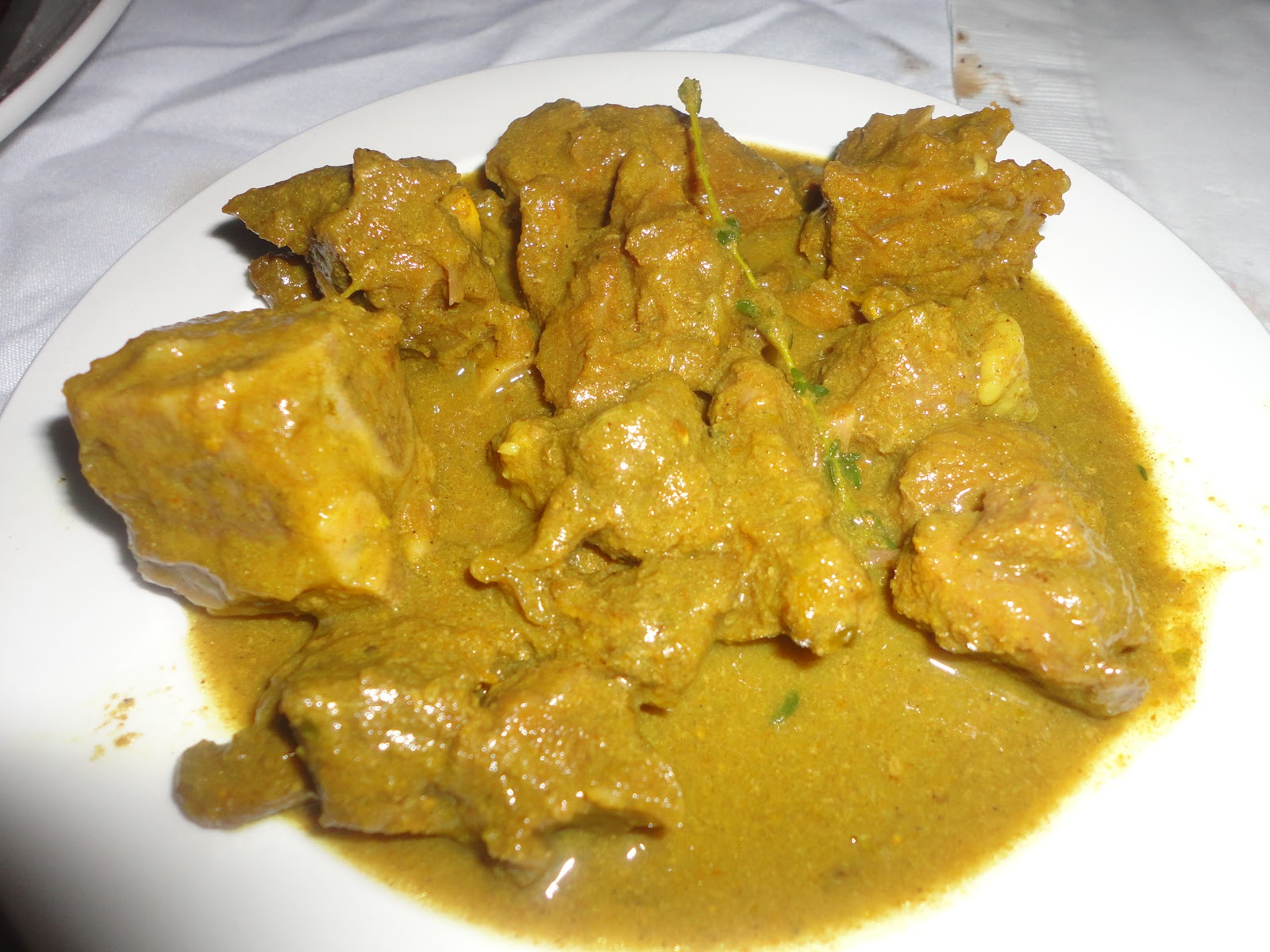 Jamaican Yellow Curry Jamaican Food Curry Goat