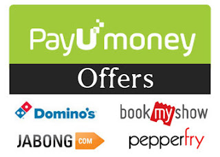 PayUmoney : Get Coupon & offers  At 25%  cashback Buytoearn