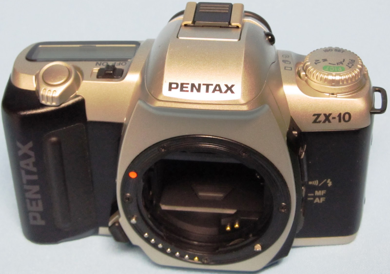 pentax 35mm film camera manual