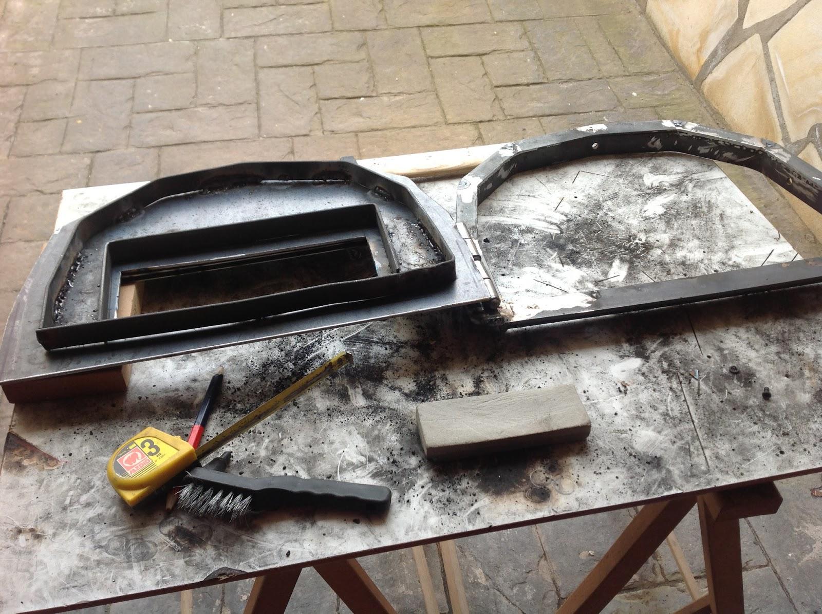 Construccion de horno de le a - Materiales para hacer un horno de lena ...