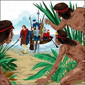 Los primeros pobladores principales familias ind genas for Imagenes de productos americanos
