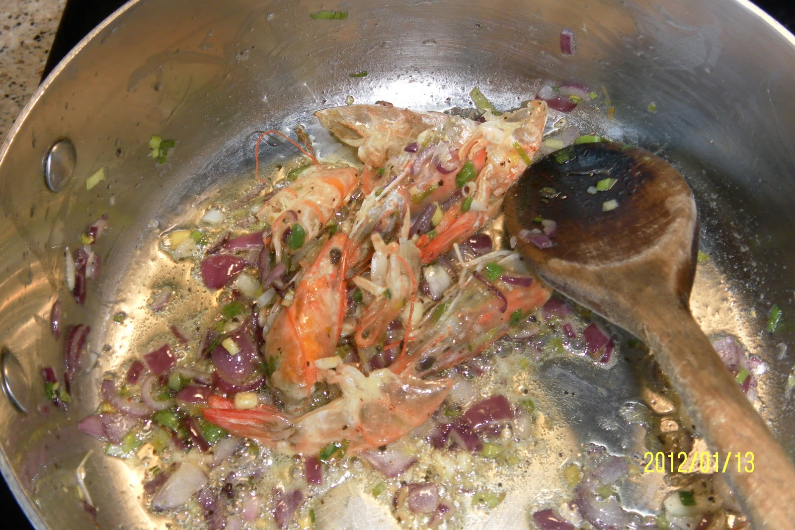 how to make good prawn stock