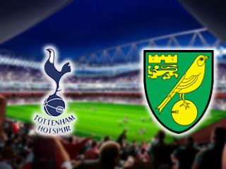 ผลฟุตบอลพรีเมียร์ลีกอังกฤษ 1 ก.ย. 55 | ท็อตแนม ฮ็อตสเปอร์ 1 - 1 นอริช ซิตี