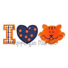 I heart Tigers (#2)