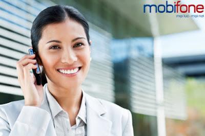 Khuyến mãi 50%  giá trị thẻ nạp Mobifone ngày 14/10