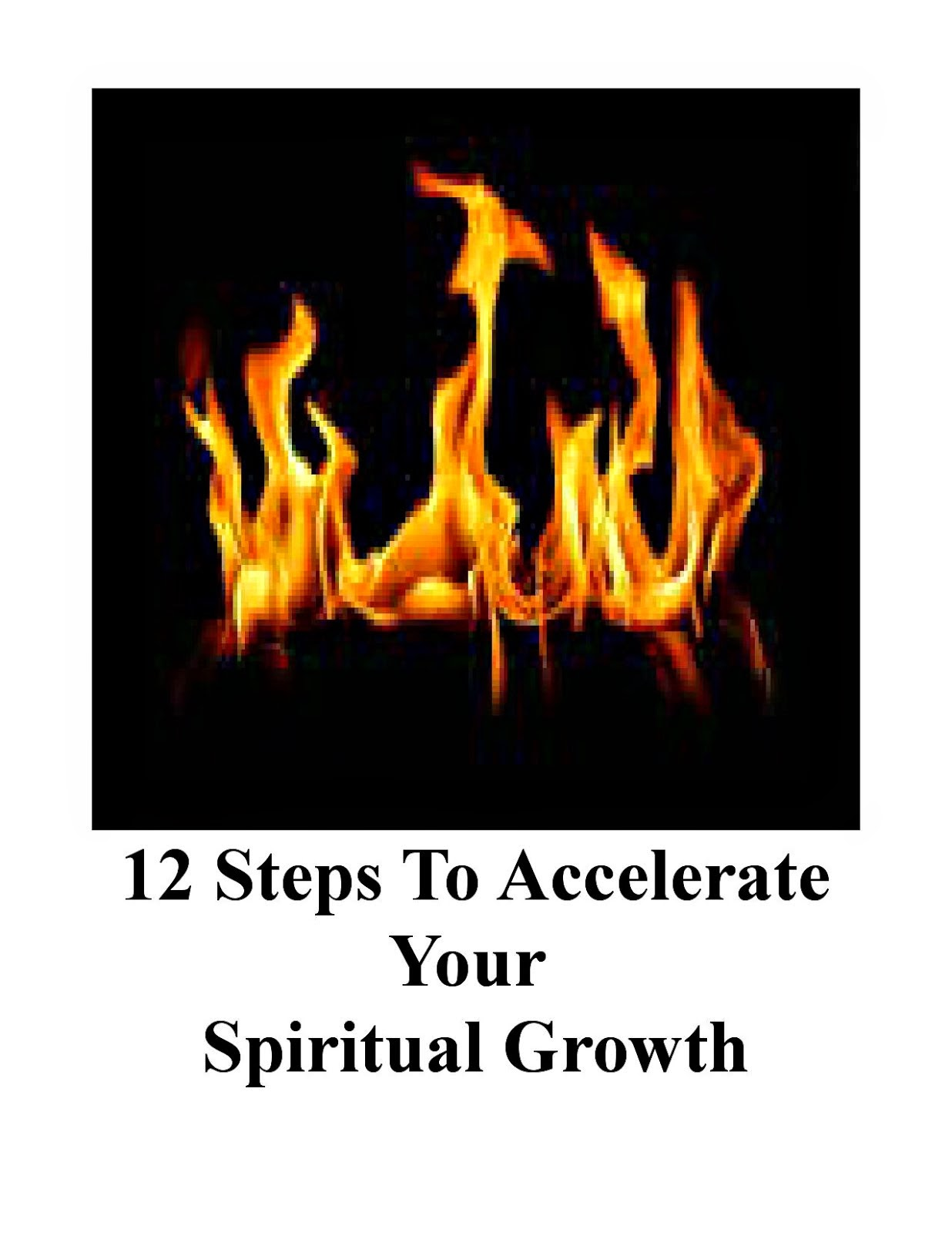 Follow by e-mail to receive your 12 steps