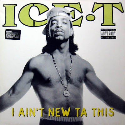 Ice-T – I Ain't New Ta This (CDS) (1993) (320 kbps)