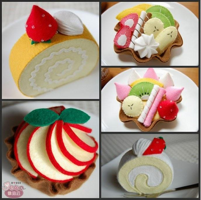 Open Purse Cake