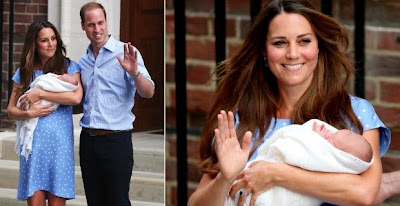 Kate Middleton Postparto
