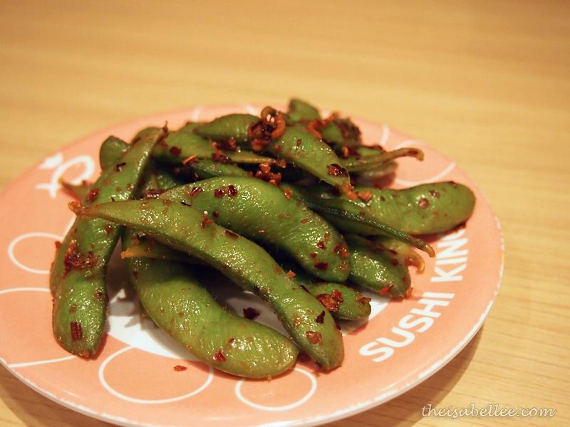 Sushi King Spicy Edamame