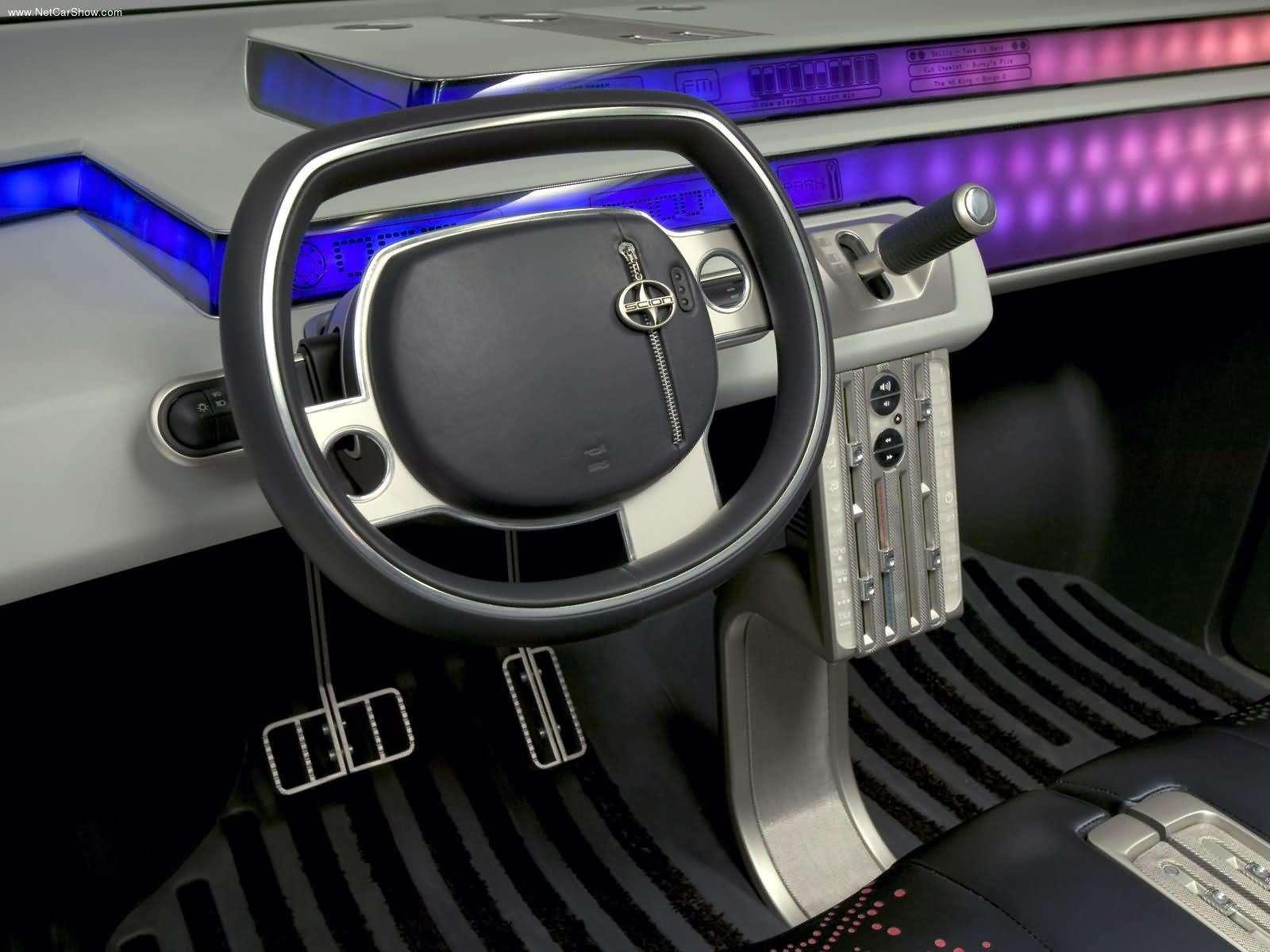 Hình ảnh xe ô tô Scion t2B Concept 2005 & nội ngoại thất