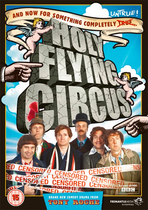 Download Holy Flying Circus (2011) BluRay 720p