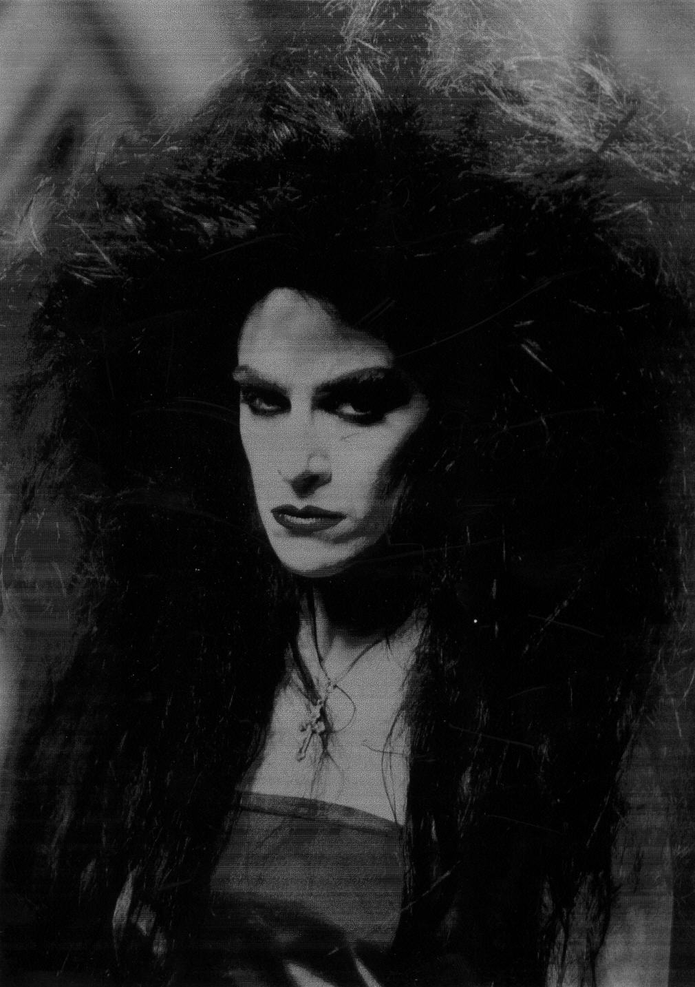 Solitary Dog Sculptor Music Diamanda Galas This Is The Law Of