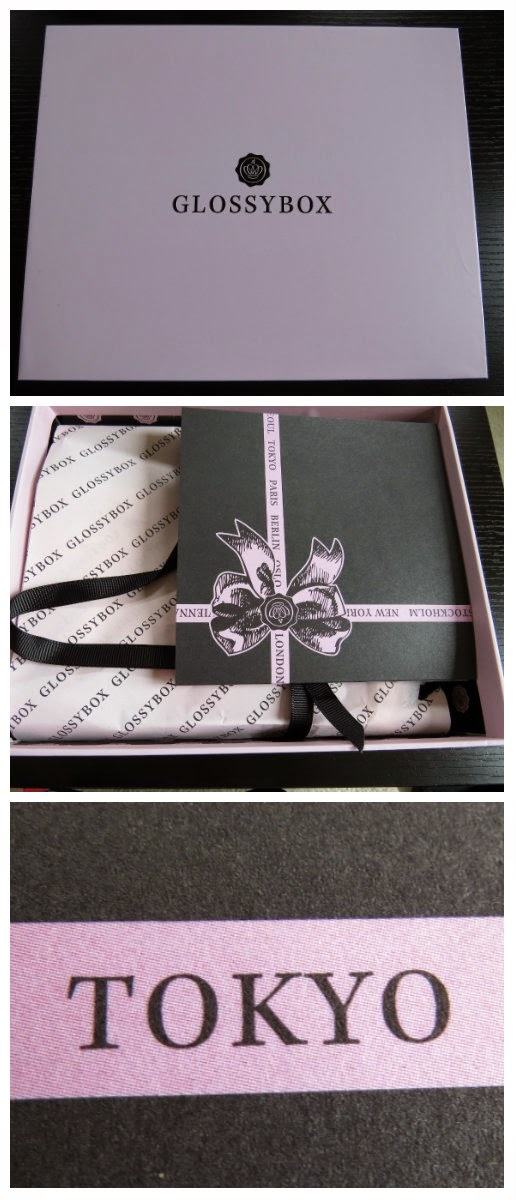 August 2014 Glossybox Review