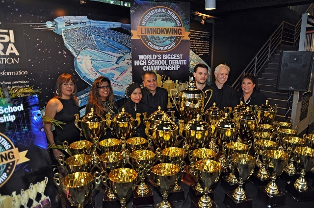 Limkokwing University Launches World's Biggest High School Debate Championship