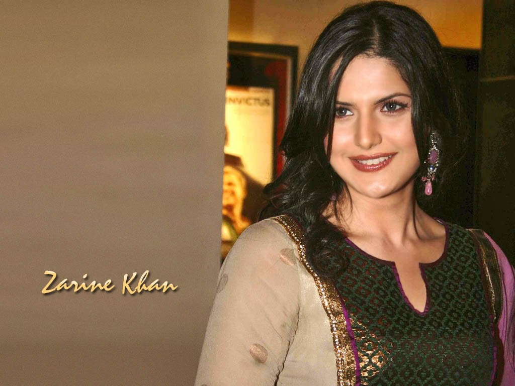 Zarine Khan Bollywood Actress Wallpapers