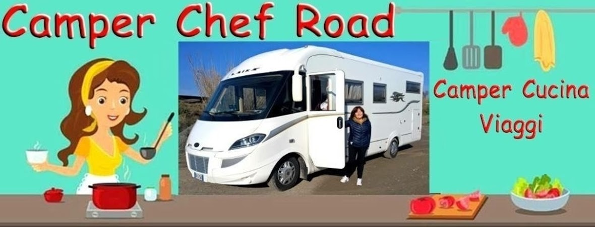 Camper Chef Road