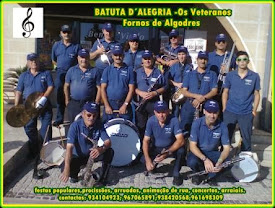 Associação musical cultural e recreativa Batuta D´Alegria(Os Veteranos)-Fornos de Algodres