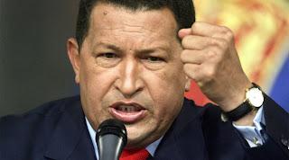 image of Venezuela's dictator Hugo Chavez