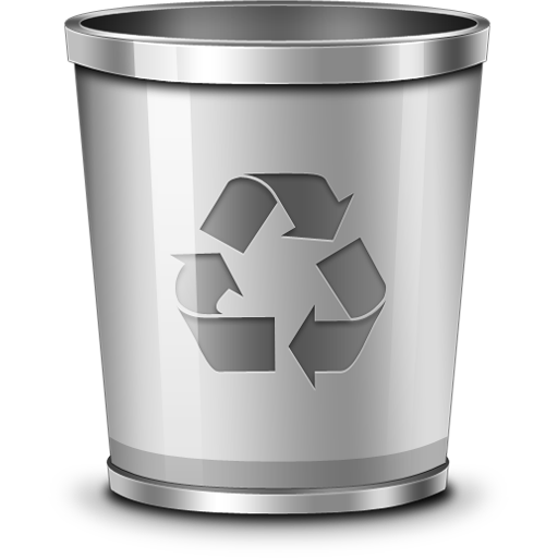 Recycle Bin Icon PSD
