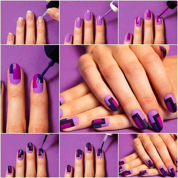 Nails Art Tutorial...
