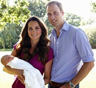 Prince George's family