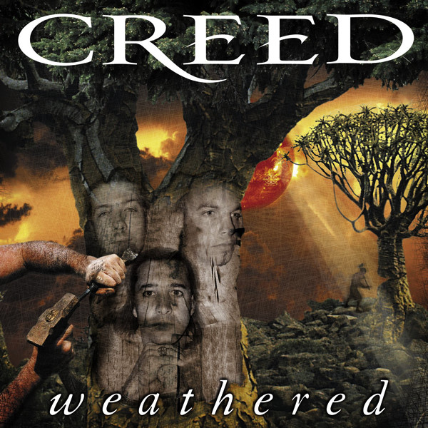 Creed - Weathered Cover