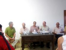 una tarde de lectura en Fuentestrún