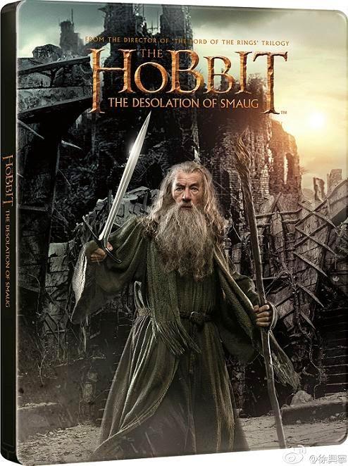 The Hobbit The Desolation Of Smaug 3D (El Hobbit 2: La desolación de Smaug)(2013) m1080p 3D SBS BDRip 6.1GB mkv Dual Audio AC3 5.1 ch