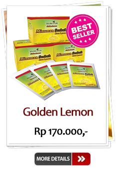 Jual Golden Lemon Juice Murah