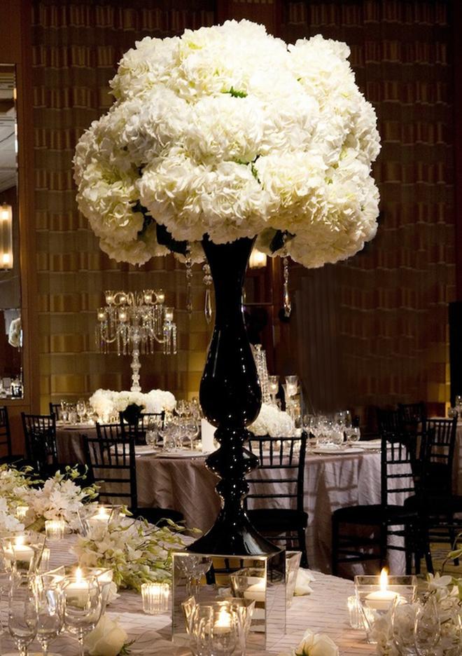 Stunning wedding centerpieces part belle the