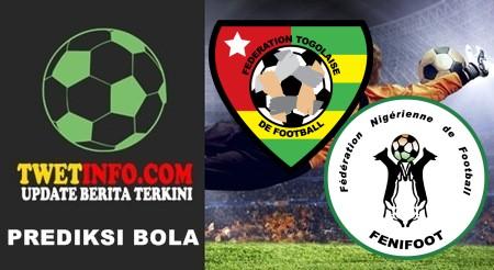 Prediksi Togo vs Niger