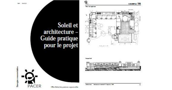 Soleil et architecture guide pratique pour le projet for Projet architecture pdf