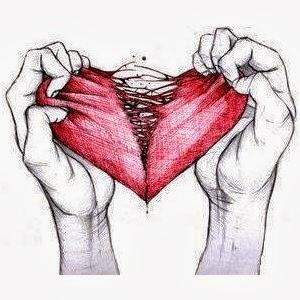 Corazón desmenuzado