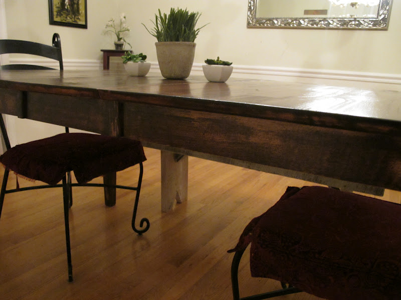 Before You Start Tackle A Project Like Refinishing Dining Room Table