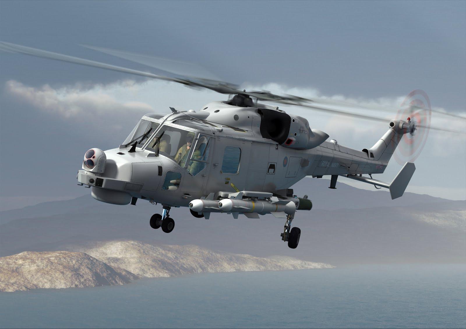 Osprey Elicottero : Aw lynx wildcat battlefield reconnaissance helicopter